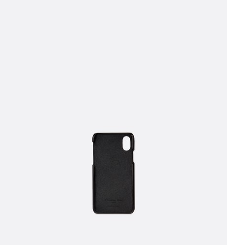 Saddle Case for iPhone X/XS unfolded view Open gallery