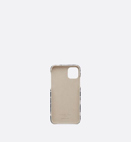 Diortravel Cover for iPhone 11 Pro Max back view Open gallery