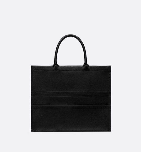 Dior Book Tote calfskin bag aria_backView