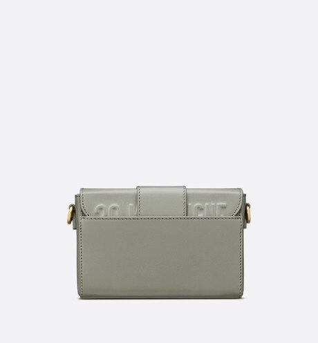 Gray Stone 30 Montaigne Box Calfskin Bag aria_backView