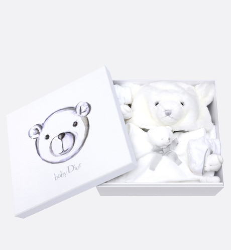 Teddy bear newborn gift set aria_detailedView