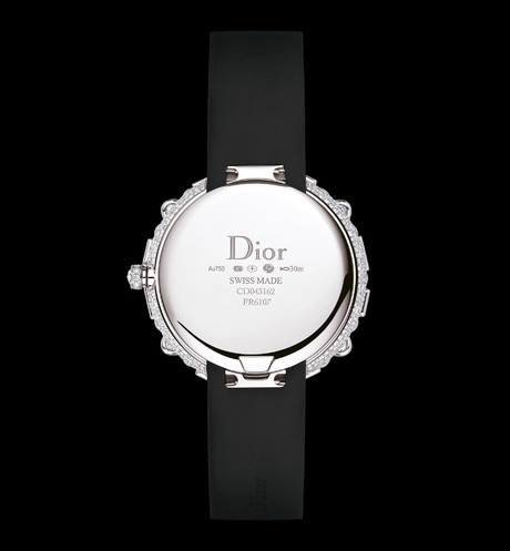 La D de Dior Cocotte ø 38 mm, quartz movement aria_detailedView