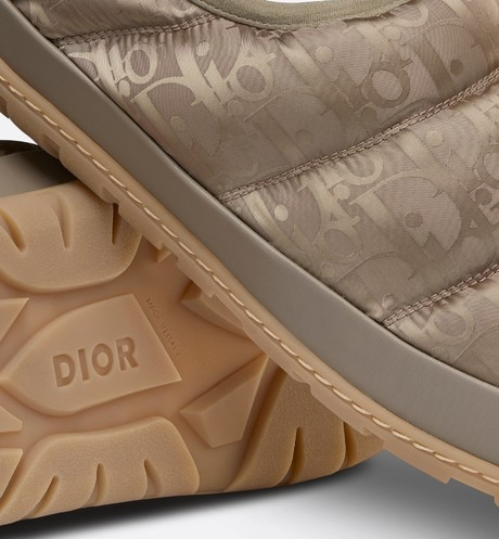 Dior Snow Slipper Detailed view Open gallery