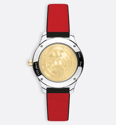 Dior Grand Bal Miss Dior Rouge, Ø 36 mm, automatic movement,