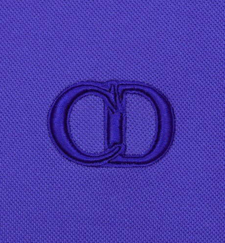 'CD Icon' Polo Shirt Detailed view Open gallery