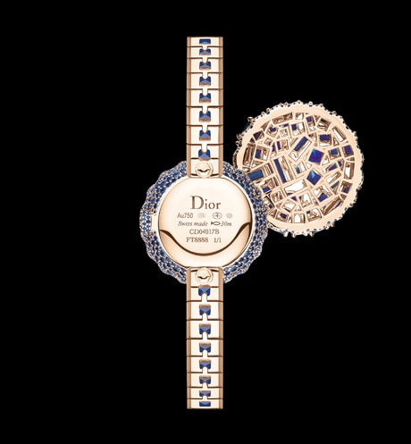 La D de Dior Précieuse à Secret Ø 21 mm, quartz movement aria_detailedView