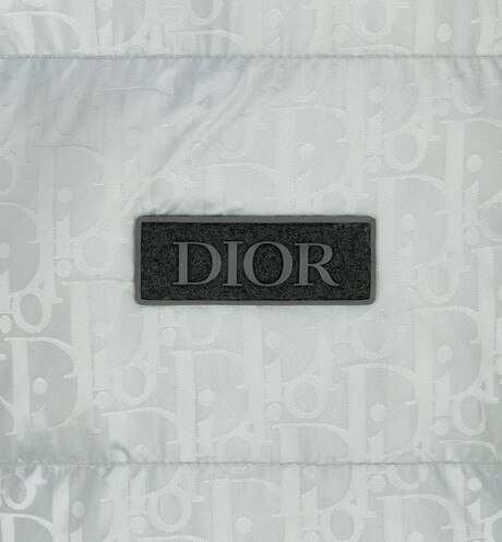 Dior Oblique Down Jacket Detailed view Open gallery