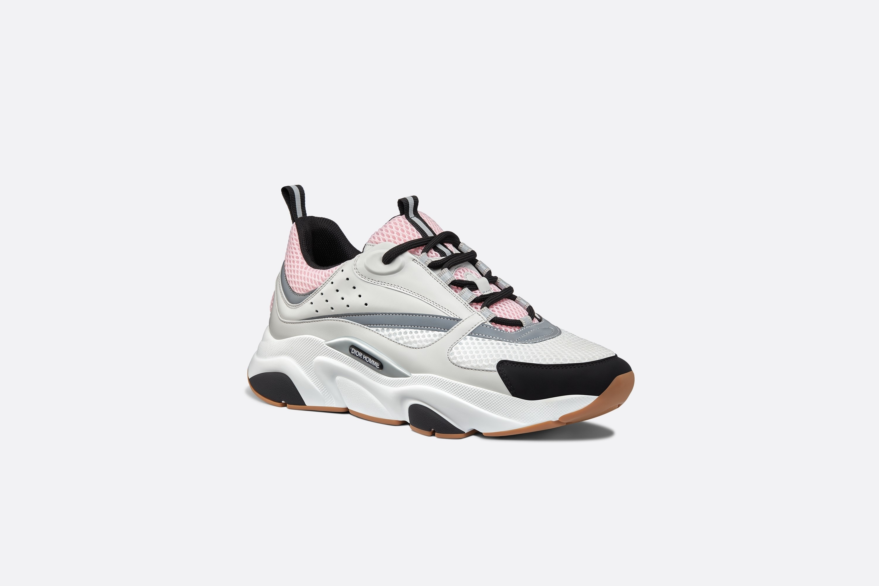 B22 Sneaker Off-White Calfskin with